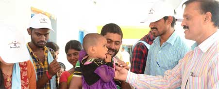 Donation for Children in India